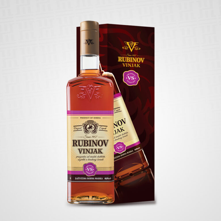 Rubin Vinjak Grape Brandy