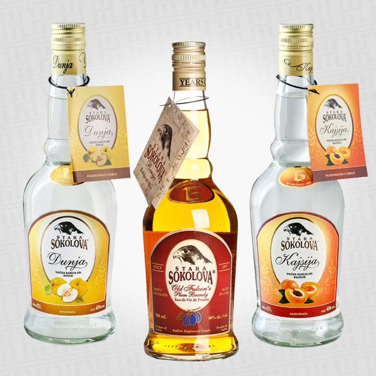 Sokolova Fruktsprit Mix