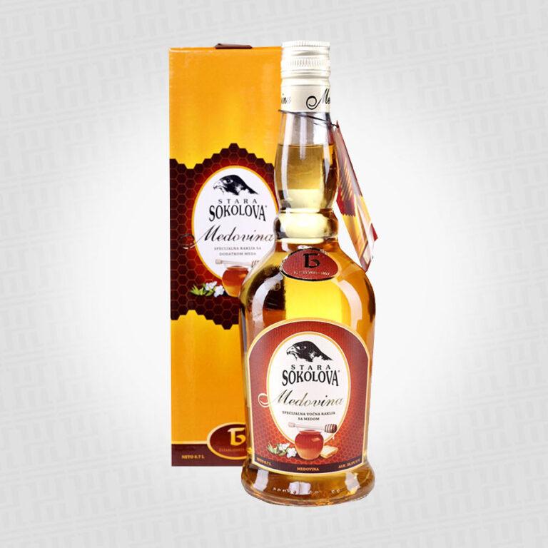 Sokolova Honungs Brandy