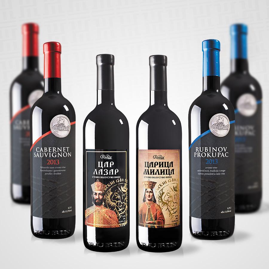 Rödvin Mixlåda – 642 kr